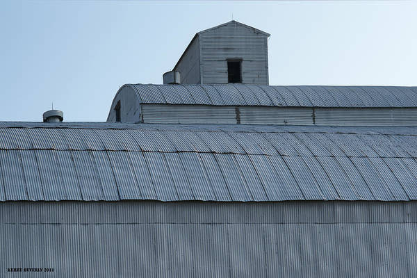 Photograph - Corrugations I by Brandy Beverly