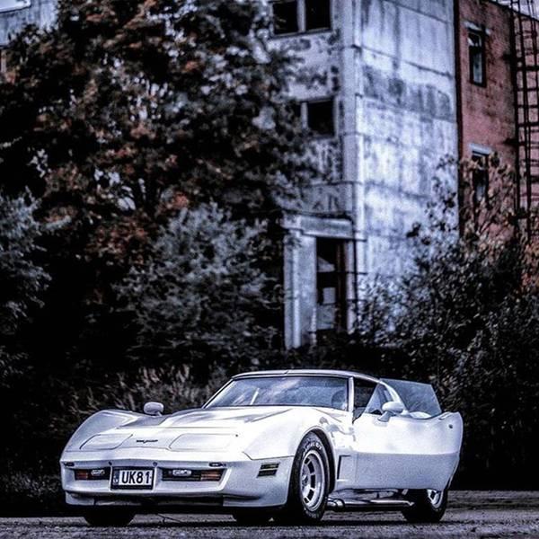 Chevrolet Corvette Photograph - #corvette #corvettefamily by Rihards Vavere