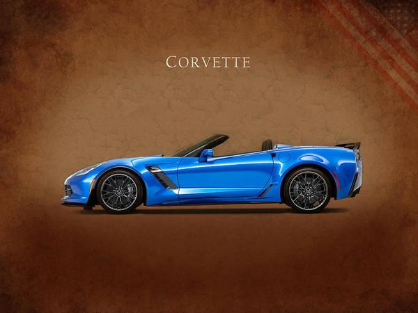 Wall Art - Photograph - Corvette Z06 Convertible by Mark Rogan