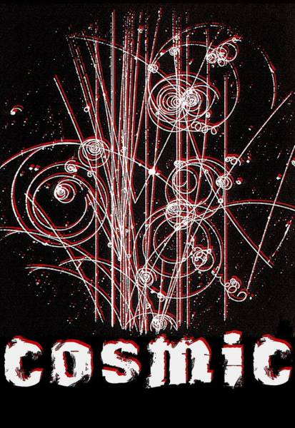 Photograph - Cosmic Bubbles by Robert G Kernodle
