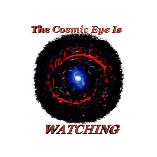 Photograph - Cosmic Eye 2 by John M Bailey