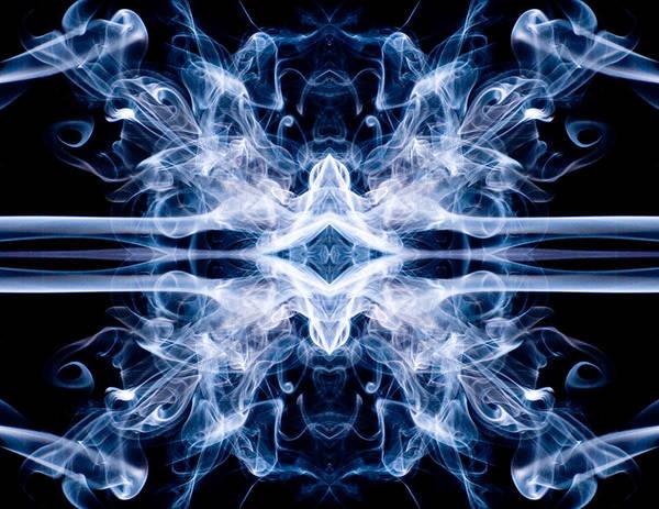 Cosmic X Art Print