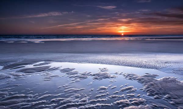 Cielo Wall Art - Photograph - Atlantic Sunset by Hernan Bua