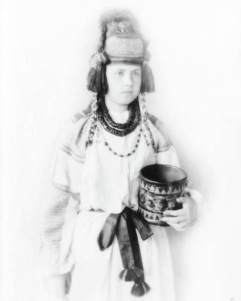 Photograph - Costume Of Russia 10 by John Feiser