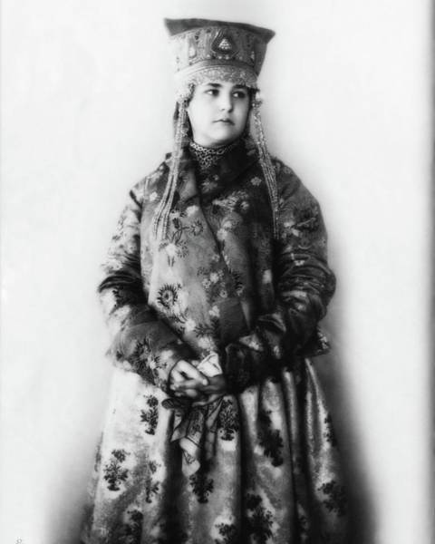 Photograph - Costume Of Russia 3 by John Feiser