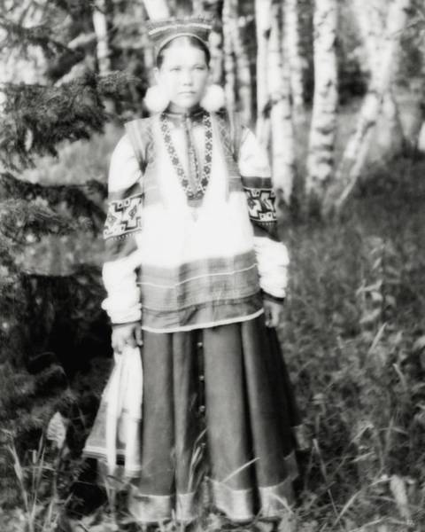 Photograph - Costume Of Russia 8 by John Feiser