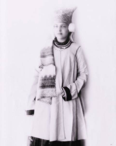 Photograph - Costume Of Russia 9 by John Feiser