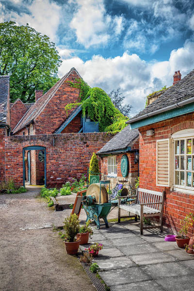 Photograph - Cottage Industry by Nick Bywater