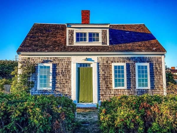Photograph - Cottage With The Green Door by Kendall McKernon