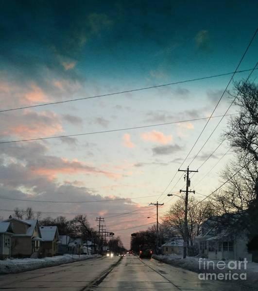 Photograph - Cotton Candy Clouds by Diamante Lavendar