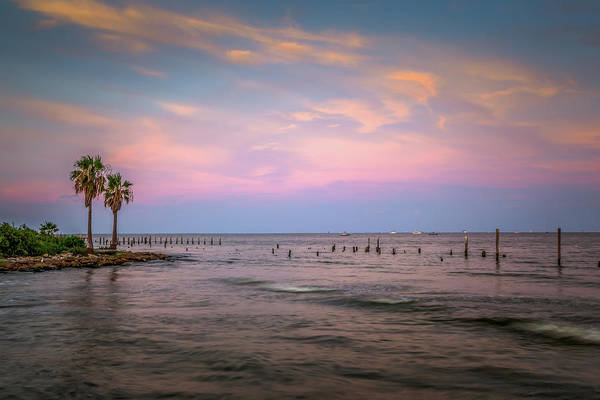 Wall Art - Photograph - Cotton Candy Sky by Tom Weisbrook