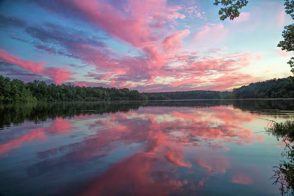 Photograph - Cotton Candy Sunset by Jemmy Archer