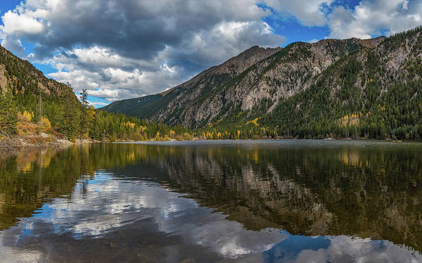 Photograph - Cottonwood Lake by Darren White
