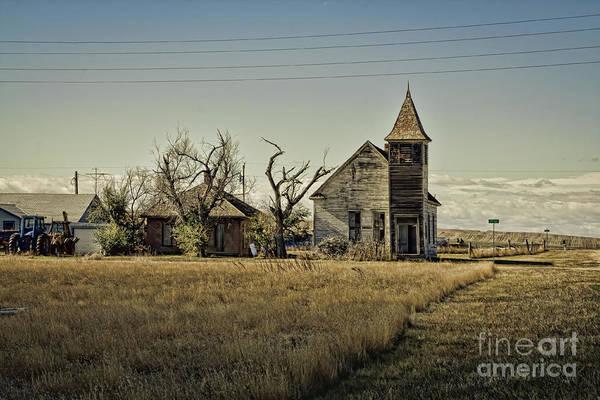 Photograph - Cottonwood, South Dakota by Tatiana Travelways