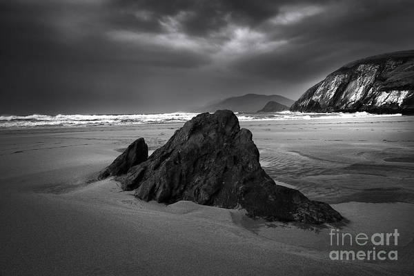 Dingle Peninsula Photograph - Coumeenoole Beach by Smart Aviation