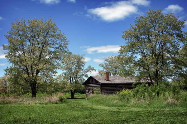 Wall Art - Photograph - Council House - Fort Atkinson - Nebraska by Nikolyn McDonald