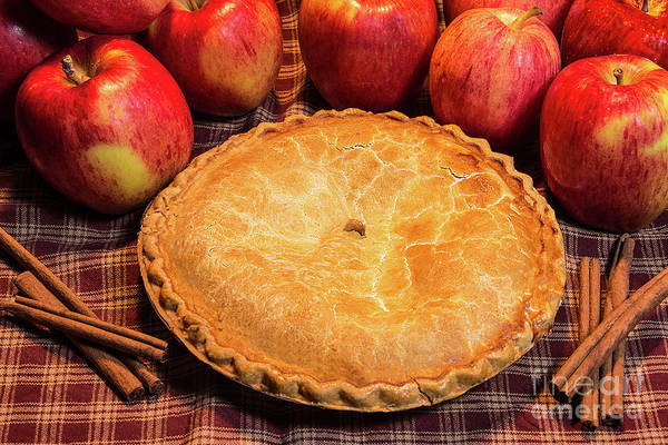 Photograph - Country Apple Pie by Anthony Sacco
