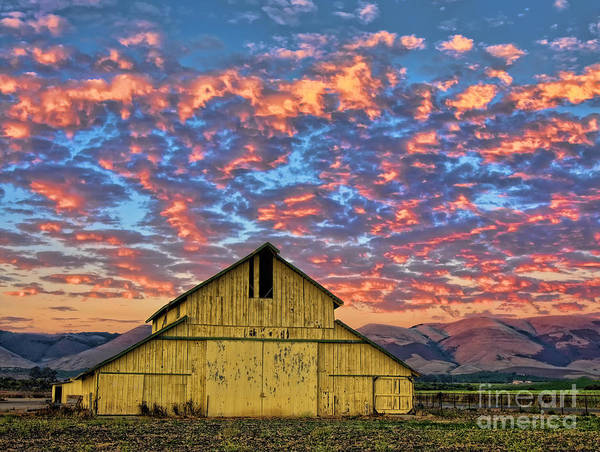 Photograph - Country Barn by Beth Sargent