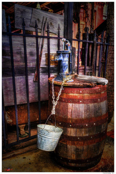 Whiskey Mixed Media - Country Boys Plumbing by Rogermike Wilson