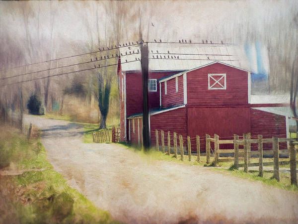 Wall Art - Photograph - Country Charm by Kathy Jennings