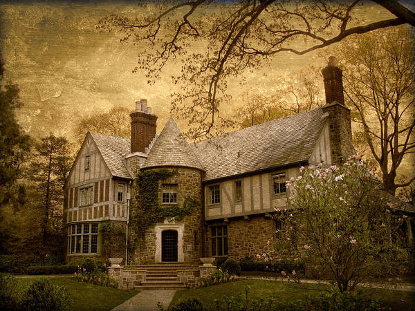 Mansion Wall Art - Photograph - Country Estate by Jessica Jenney