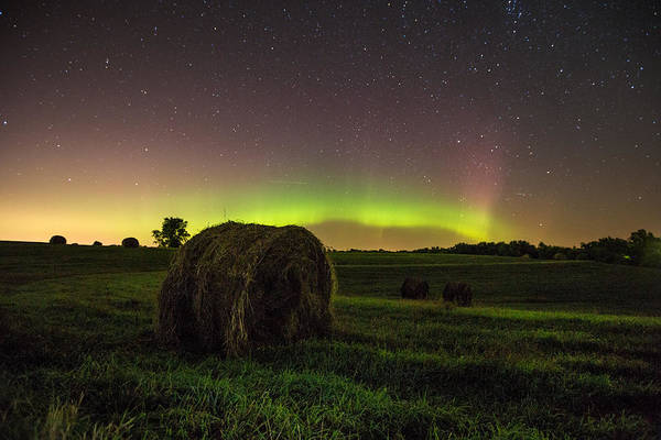 Photograph - Country Lights by Aaron J Groen