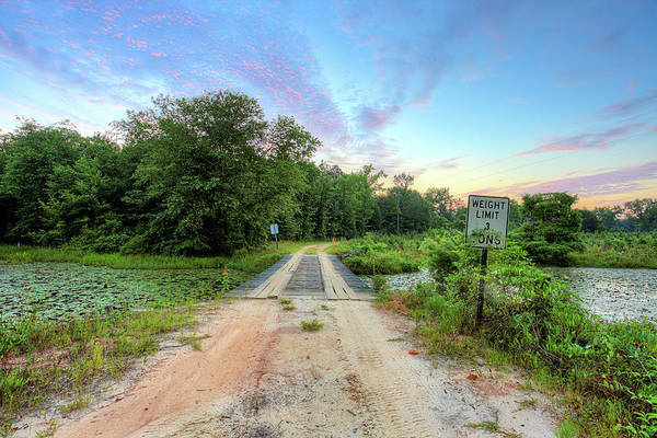 Photograph - Country Living Sunrise by JC Findley