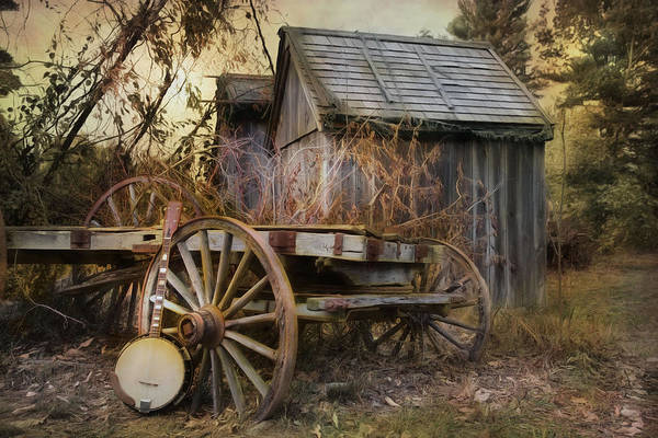 Photograph - Country Music by Robin-Lee Vieira