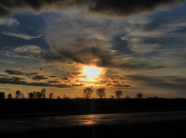 Photograph - Country Sun by Scott Hovind