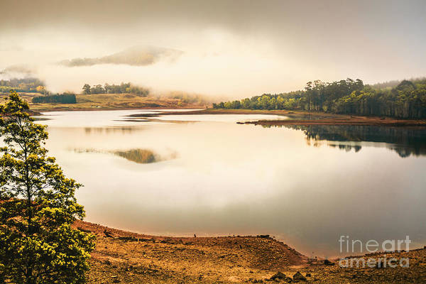 Dam Wall Art - Photograph - Country Waters by Jorgo Photography - Wall Art Gallery