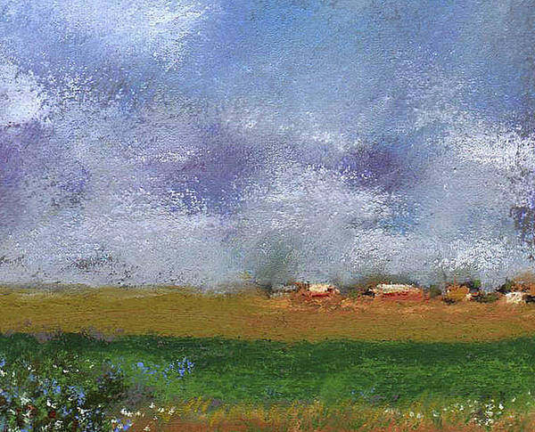 Painting - Countryside by David Patterson