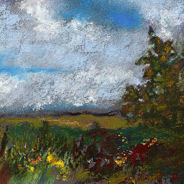 Painting - Countryside II by David Patterson