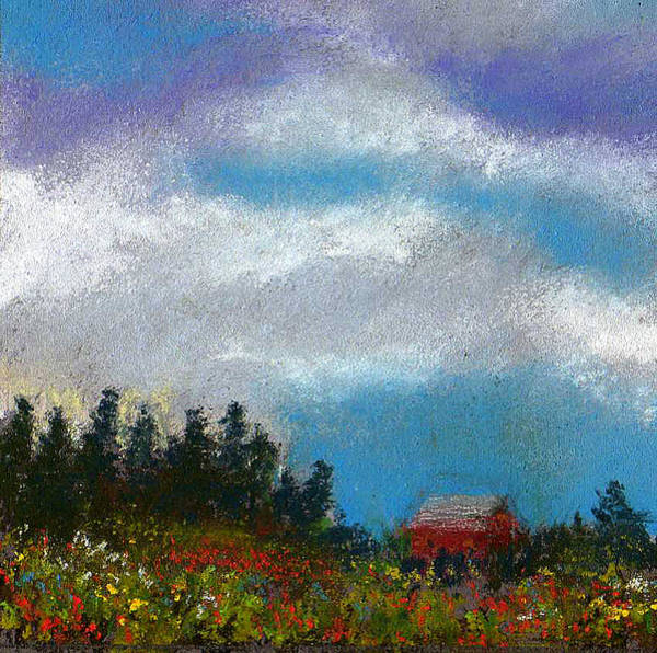 Painting - Countryside IIi by David Patterson
