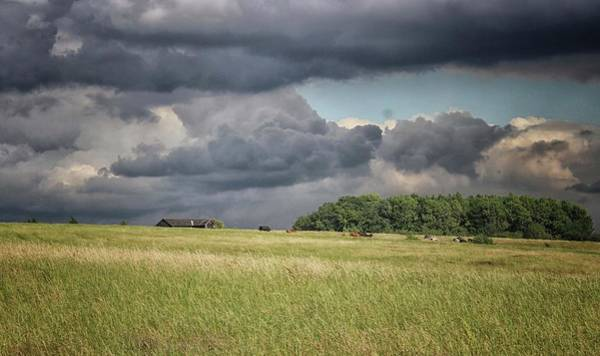 English Countryside Photograph - Countryside Storms by Martin Newman