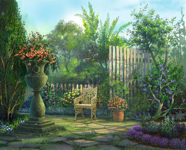 Wall Art - Painting - Country Contrasts by Michael Humphries