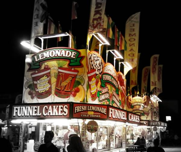 Photograph - County Fair  by Deborah Kunesh