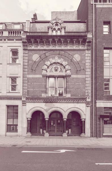 Photograph - Courage Building Italianate Victorian Architecture 16 Victoria St Bristol by Jacek Wojnarowski