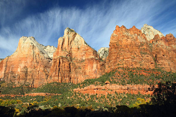 Photograph - Court Of The Patriarch In Zion by Pierre Leclerc Photography