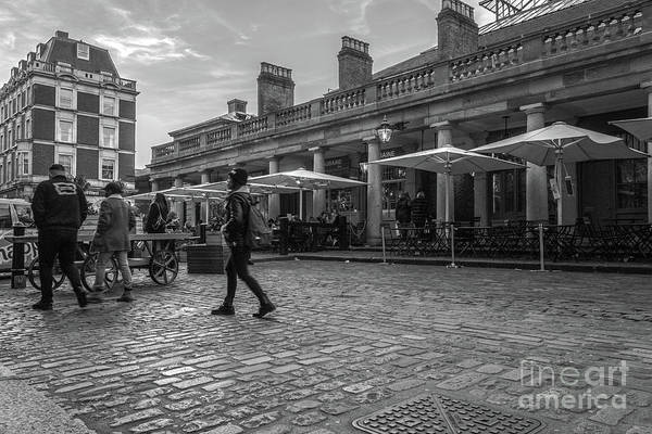 Photograph - Covent Garden, London. by Nigel Dudson