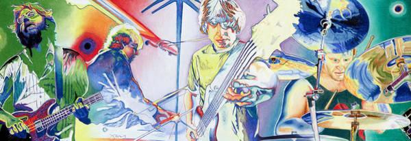 Joshua Wall Art - Drawing - Coventry Phish by Joshua Morton