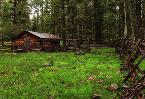 Photograph - Cowboy Camp by Rick Furmanek