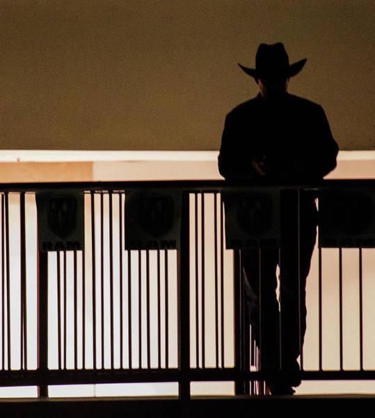 Photograph - Cowboy Profile by Jeff Kurtz