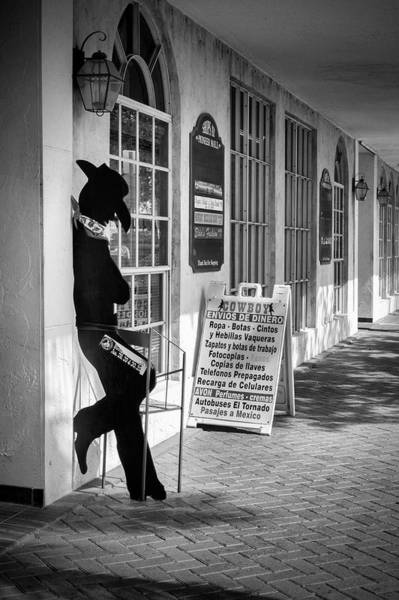 Photograph - Cowboy by Rudy Umans