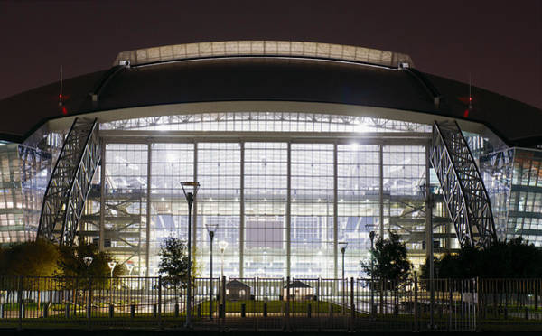 Photograph - Cowboys New Home by Rospotte Photography