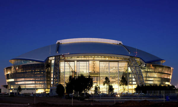 Photograph - Cowboys Stadium 711116 by Rospotte Photography