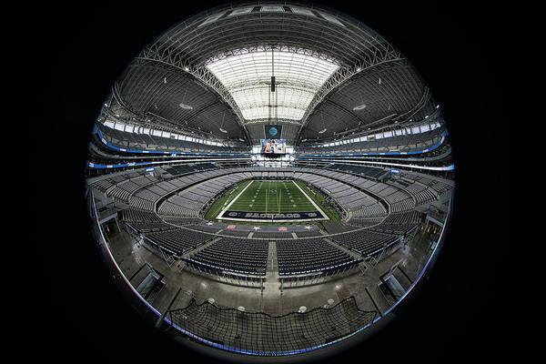 Fort Worth Photograph - Cowboys Stadium by Robert Hayton