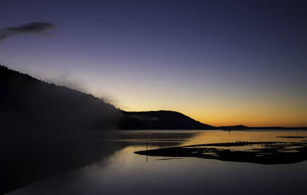 Photograph - Cowichan Sunrise by Randy Hall