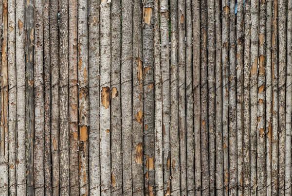 Wall Art - Photograph - Coyote Fence Santa Fe New Mexico by Steve Gadomski