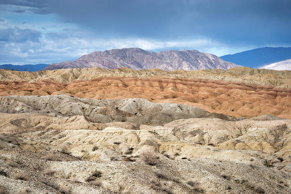 Photograph - Coyote Mountain by Alexander Kunz