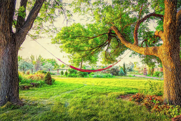Photograph - Cozy Lazy Afternoon by James BO Insogna